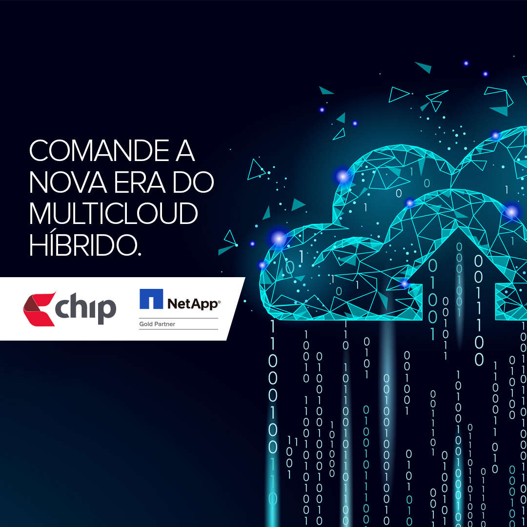 Comande a nova era do multicloud híbrido.